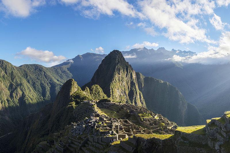 Machu Picchu huelga de profesores