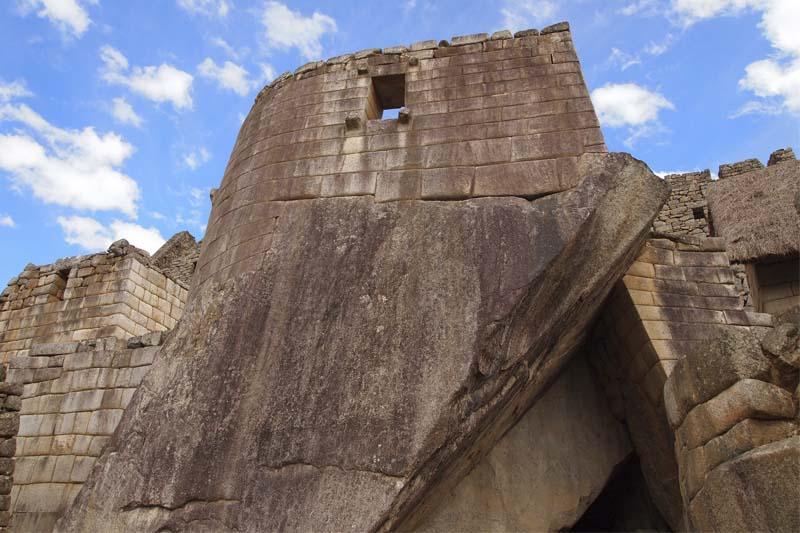 Cueva debajo del Templo del Sol