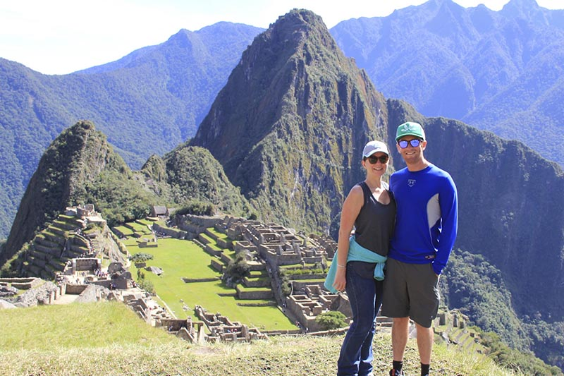 Machu Picchu and Huayna Picchu Tickets