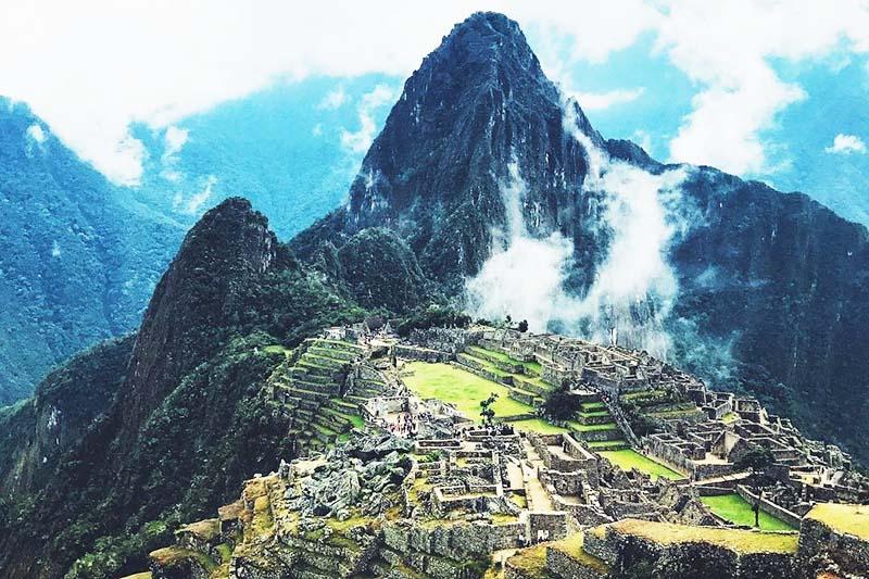 El nombre borrado de Machu Picchu