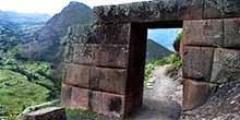 Caminata por la antigua ciudad inca de Pisac