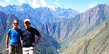 Cómo es realmente el camino inca a Machu Picchu