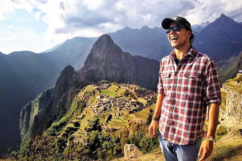Fotografia de Machu Picchu en Cusco