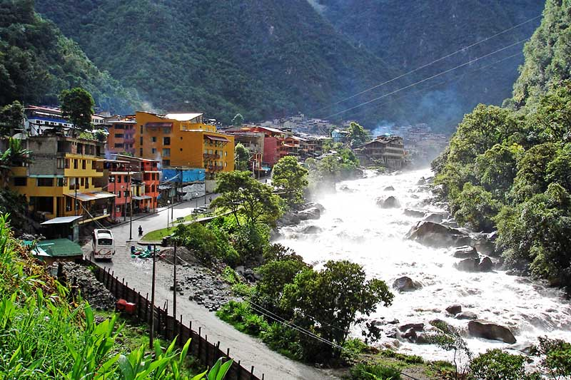 Image result for Aguas Calientes