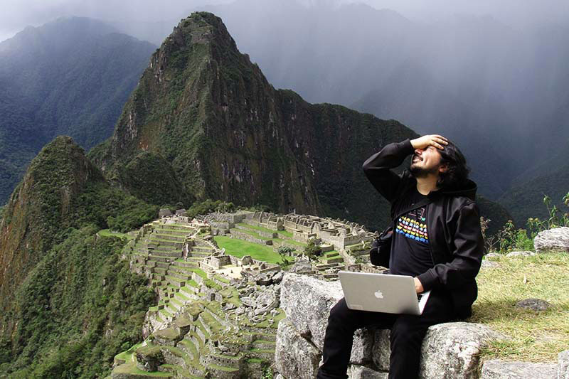 Book safely and without mishaps the ticket Machu Picchu