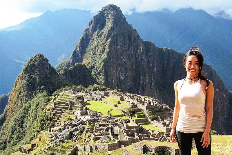 La alineación de Machu Picchu con otros lugares antiguos