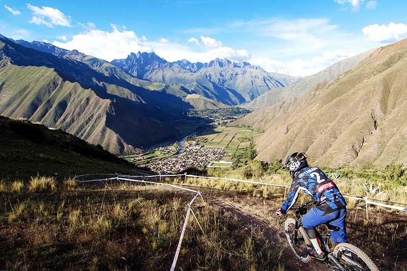 Ciclismo de aventura en el Valle Sagrado de los Incas