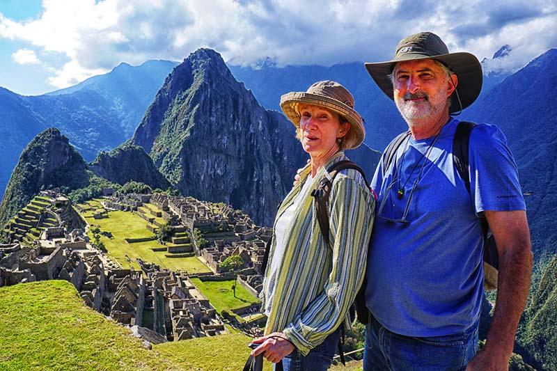 Que ropa puede llevar en su viaje a Machu Picchu