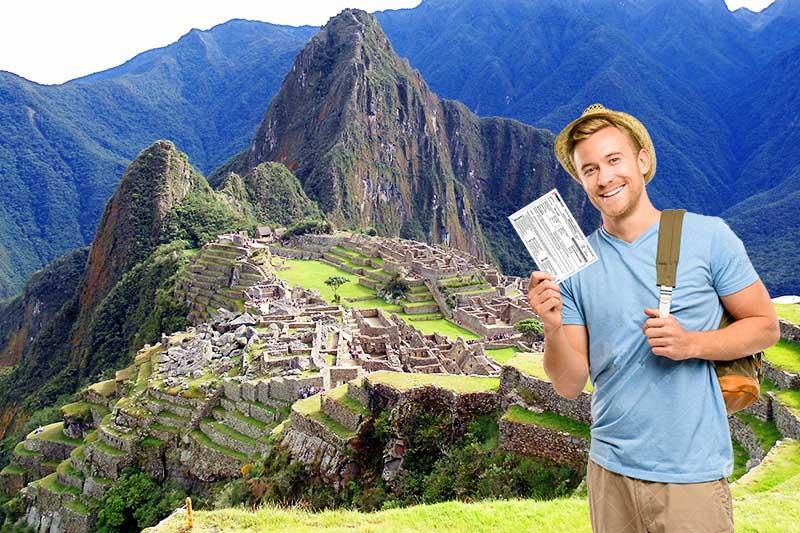 Comprar Boleto Machu Picchu paso a paso