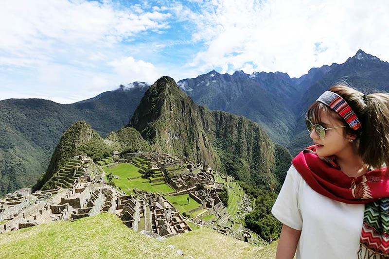 Conseguir el Boleto Machu Picchu desde casa