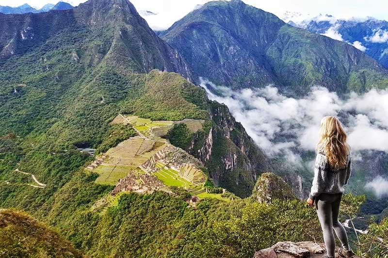 Datos sobe la montaña Huayna Picchu