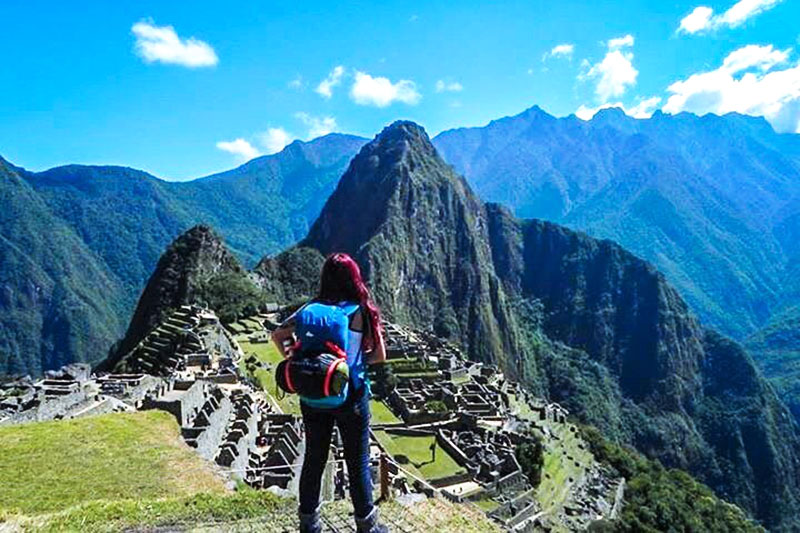 Cómo es la estación seca en Machu Picchu