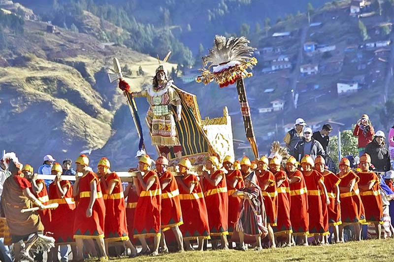 Cusco's most important festivals