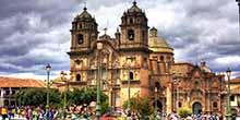 El circuito del Barroco Andino en Cusco