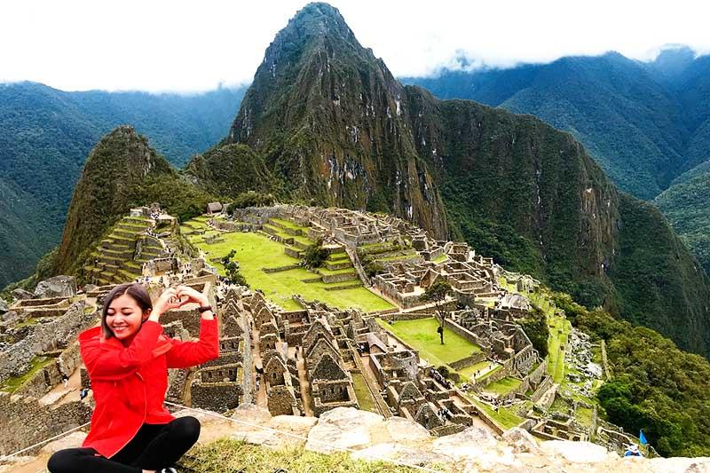 Machu Picchu el sueño de muchos