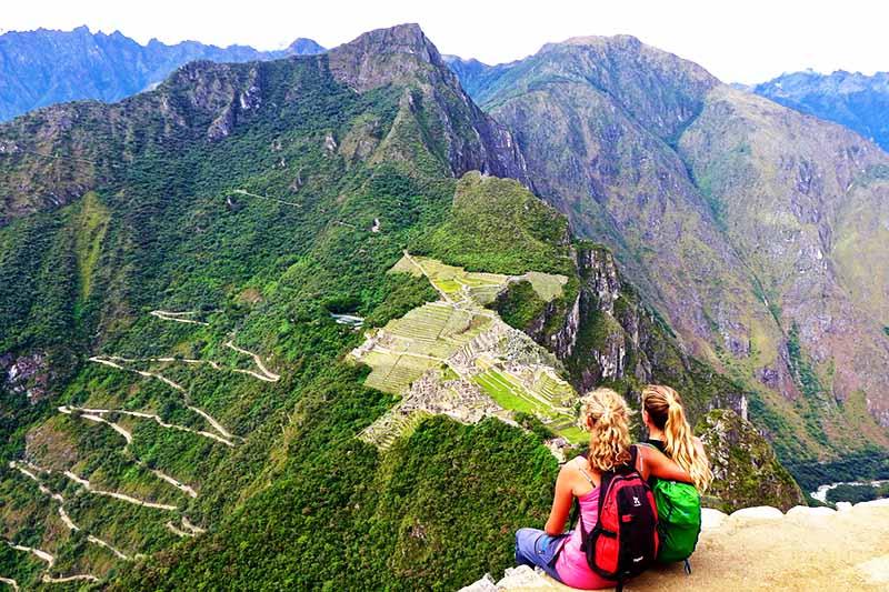 Como subir la montaña Huayna Picchu