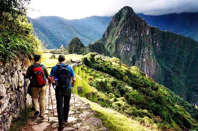 Camino Inca y el Huayna Picchu