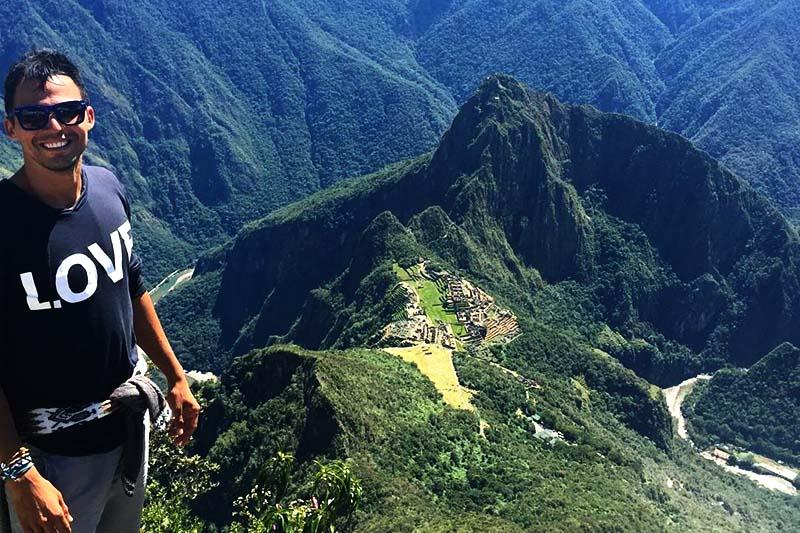 Elegir la Montaña Machu Picchu