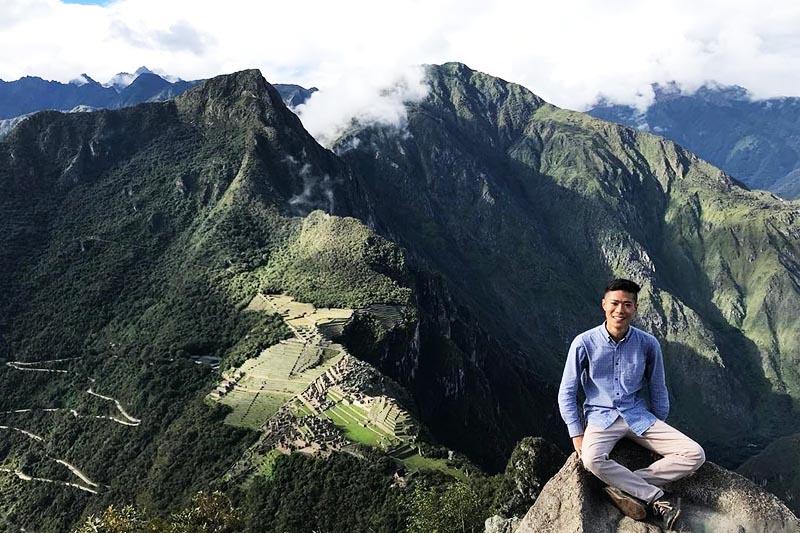 Itinerario montaña Huayna Picchu