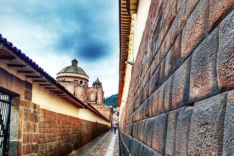 Calle Loreto del Cusco