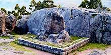 Datos interesantes sobre el sitio arqueológico de Qenqo