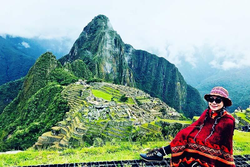 Machu Picchu montaña vs. Huayna