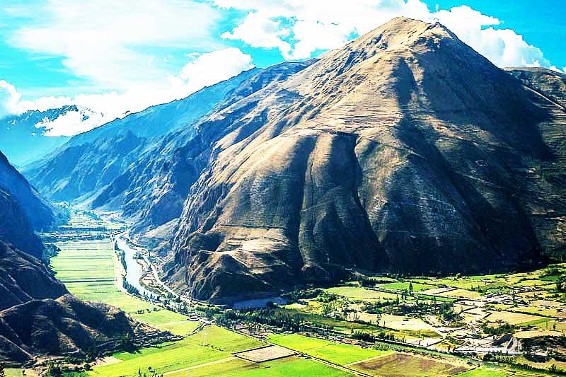 Paisaje del Valle Sagrado de los Incas