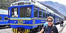 ¿Cómo comprar tickets de tren de Cusco a Machu Picchu?