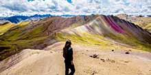 Caminata a la Montaña de los Siete Colores de Palccoyo
