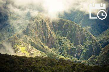 Saiba mais sobre o ingresso para Machu Picchu + Mountain