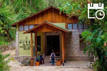 Learn more about the Machu Picchu Ticket + Museum