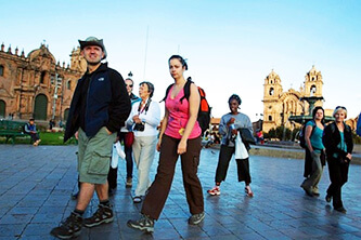 What to take City Tour Cusco