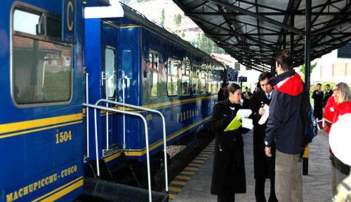 Estación Poroy