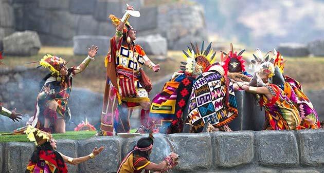 Inti Raymi Sacsayhuaman