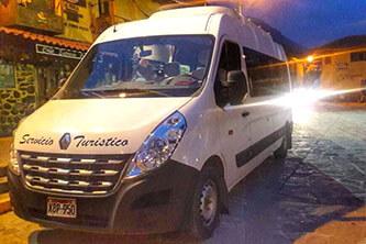 Transportation Ollantaytambo Cusco