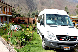 Transporte Ollantaytambo