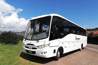 Transportation Poroy and Ollantaytambo
