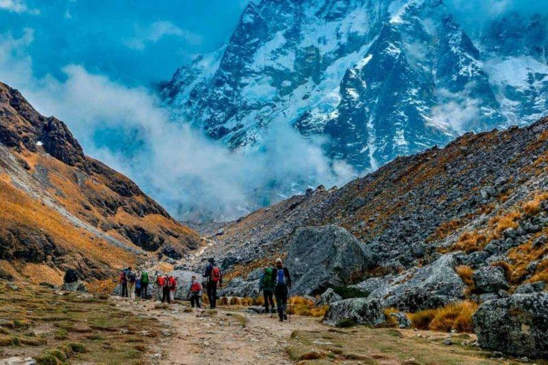 Rota da Trilha Inca