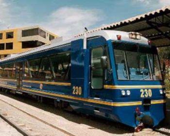Tren Machu Picchu: temporada de enero a abril