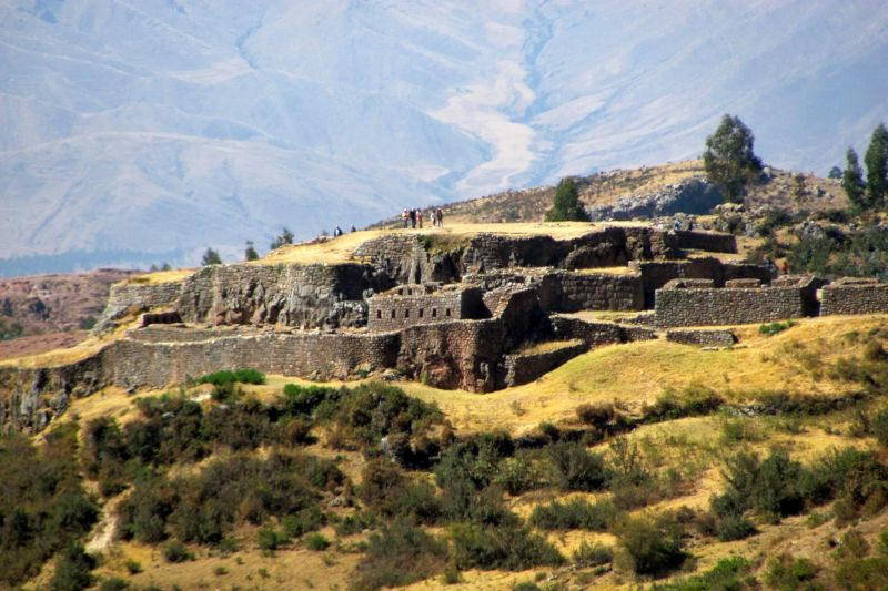 Puca Pucara - Cusco