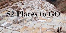 Valle Sagrado de los Incas en la lista de los 52 lugares a visitar