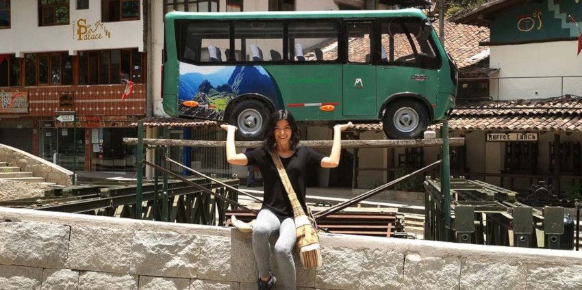 Bus ecológico Machu Picchu: ida y retorno desde Aguas Calientes