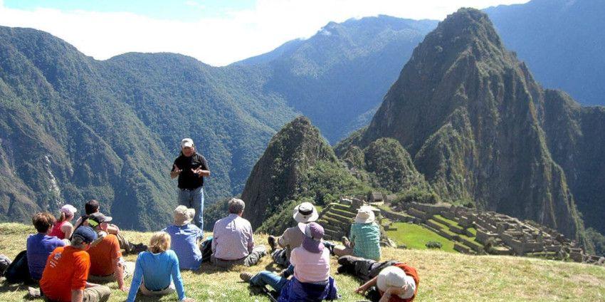Guia de Machu Picchu