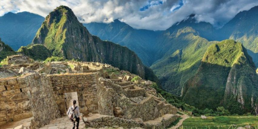 Ingresso individual para Machu Picchu