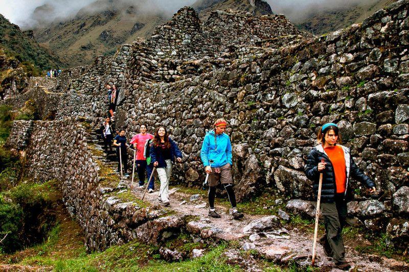 Sentiero Inca