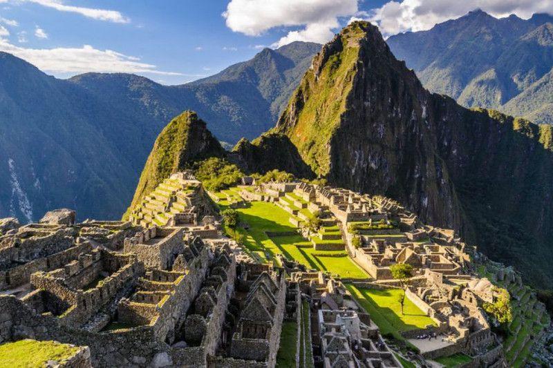 Cittadella di Machu Picchu