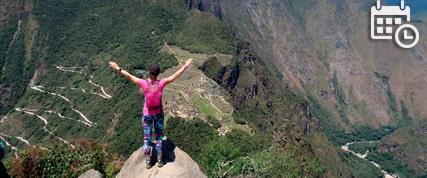 Conoce más acerca de la entrada Machu Picchu + Huayna Picchu