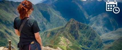 Conoce más acerca de la entrada Machu Picchu + Montaña