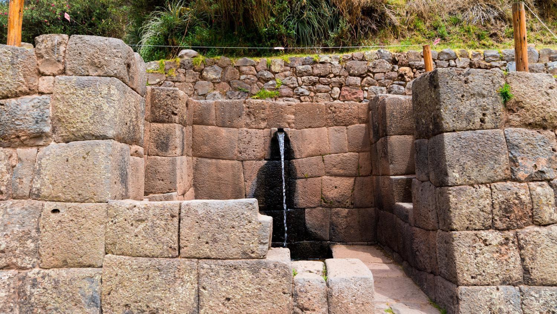 Fuente Ceremonial - Tipón