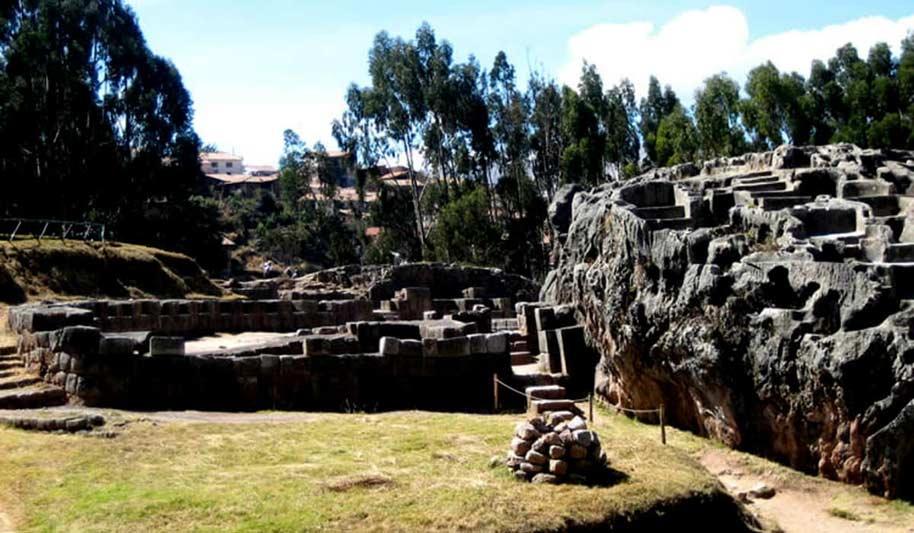 Centro arqueológico de Qenqo
